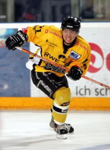 Martin Hyun - Krefeld Pinguine